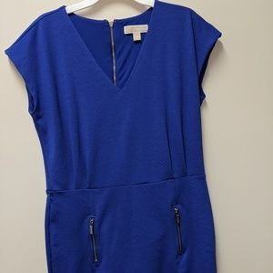 Michael Kors Cobalt Blue Dress - Size 12